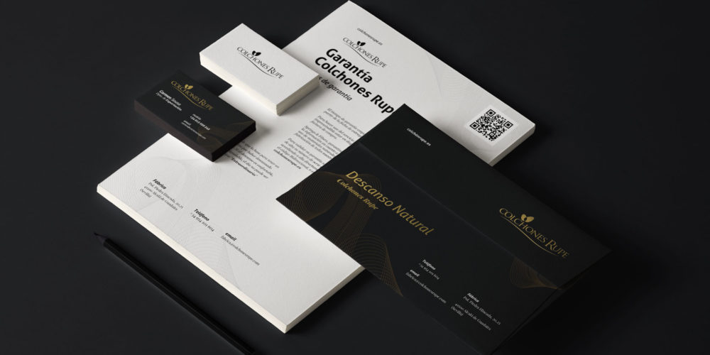 Colchones Rupe - Manual de identidad corporativa - Monkey Creative